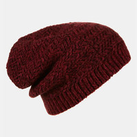 Topshop Two Tone Zigzag Beanie | Nordstrom