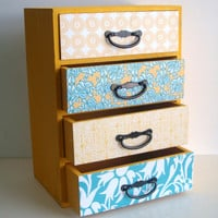 Jewelry Box  Sunny Days by StrictlyCute on Etsy