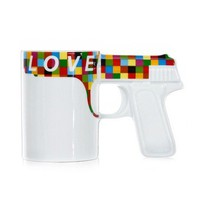 LOVE Fashion Gun Cup