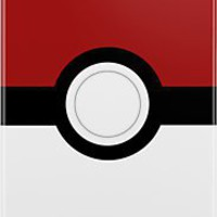 """Pokeball"" iPhone & iPod Cases by mininsomniac 