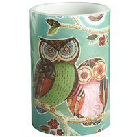 Product Details - Scented Owl LED Candle