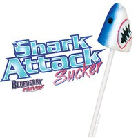 Shark Attack Sucker - Whimsical & Unique Gift Ideas for the Coolest Gift Givers
