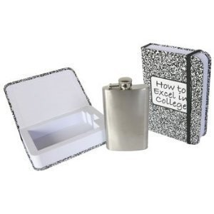 Amazon.com: Excel in College Hidden Flask: Kitchen & Dining