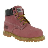 Safety Girl Steel Toe Wa...
