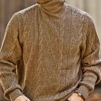 Fisherman Baby Alpaca Sweater | J.L. Powell