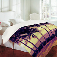 DENY Designs Home Accessories | Deb Haugen Crozier Sunset Duvet Cover