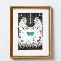 Free People Wild Unknown FP Exclusive Tarot Print