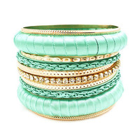 Pree Brulee - Bora Bora Bangle Set