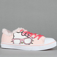 The Iris Sneaker in Light Pink : Hello Kitty Footwear : Karmaloop.com - Global Concrete Culture