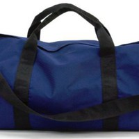 Northstar 1050 HD Tuff Cloth Diamond Ripstop Series Gear/Duffle Bag (14 x 30-Inch, Blue)