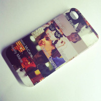 iPhone 4 / 4s The Many Faces of Justin Bieber case