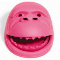 DESIGNDELICATESSEN.COM ? Areaware Gorilla Pink Ashtray