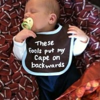 Kids / I want that bib!
