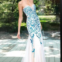 Alyce 6027 at Prom Dress Shop