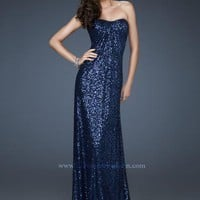 La Femme 17924 at Prom Dress Shop