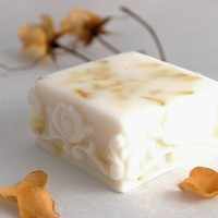 White Tea and Ginger Soap  Rose Garden Collection by SimplySelah