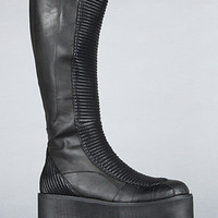 The Limelight Boot in Black : Substitute : Karmaloop.com - Global Concrete Culture