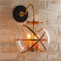 Shades of Light::Lighting::Exclusive Lighting::Steam Punk Outdoor Wall Lantern