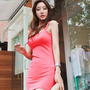 Enchanting Red Show Body Summer Brace Dresses : Wholesaleclothing4u.com