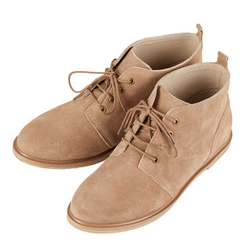 MARSDEN Suede Desert Boots - New In This Week - New In - Topshop