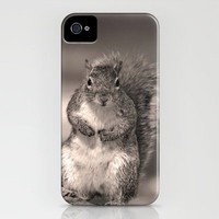 Squirrel iPhone Case by Esther Moliné | Society6