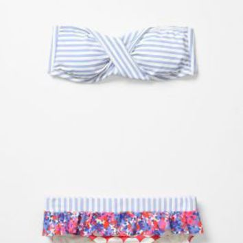 Print-Share Bikini Top - Anthropologie.com