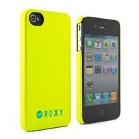 Amazon.com: Roxy iPhone 4S Protective Case - Neon Collection - Neon Yellow: Cell Phones & Accessories