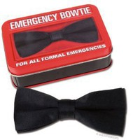 Emergency Formal Bowtie
