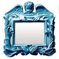 One Kings Lane - APF Munn - American Federal Mirror with Cherub