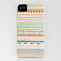 Pattern No.2 iPhone Case by Sandra Dieckmann Illustration | Society6
