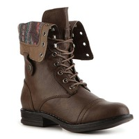 Shop  Madden Girl Zorrba Boot Larger View