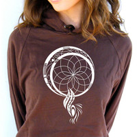 Dream Catcher - American Apparel Pocket Pullover Hoodie - XS, Small, Medium, Large, XL, 2XL