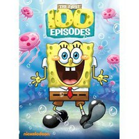 Amazon.com: SpongeBob SquarePants: The First 100 Episodes: Spongebob Squarepants: Movies & TV