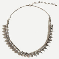 Bad Habit Spiked Necklace - $18.00 : ThreadSence, Women&#x27;s Indie &amp; Bohemian Clothing, Dresses, &amp; Accessories