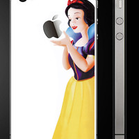 Snow White  -  iphone decal iphone4/4s decal iphone 5 decal