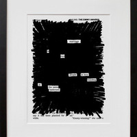 20x200 | What Is Marriage, by Austin Kleon