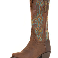 Cowgirl Boots, Square Toe