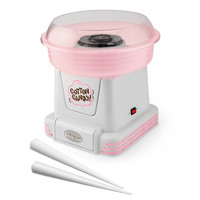 Hard Candy Cotton Candy Maker at Brookstone—Buy Now!