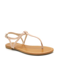 faux-patent-leather-sandals BLACK NUDE SEAFOAM - GoJane.com