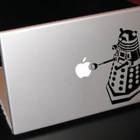 Dalek Doctor Who 15&quot; Macbook Apple Laptop Decal
