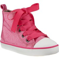 Glitter High-Tops for Baby