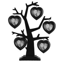 5 Opening Standing / Hanging Photo Picture Frame - XSJ302 ADECO - Wall Collage,Family Tree Stand Ho