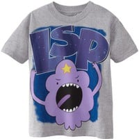 Adventure Time Boys 8-20 Adventure Time Lumpy Space Tee