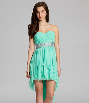 dillards junior evening dresses