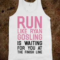 Run For Gosling - SWEET TANKS