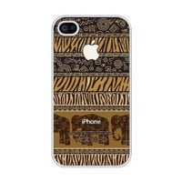 Amazon.com: Africa Elephant Pattern rubber iphone 4 case - Fits iphone 4 &amp; iphone 4s: Cell Phones &amp; Accessories