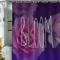 DENY Designs Home Accessories | Leah Flores Bloom Shower Curtain