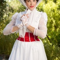 Custom Mary Poppins Adult Costume