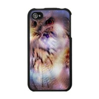 Eurasian Eagle-Owl iPhone 4 Case from Zazzle.com