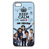 Little Things One Direction 1D Take Me Home Autograph iPhone 5 Hard Case Cover